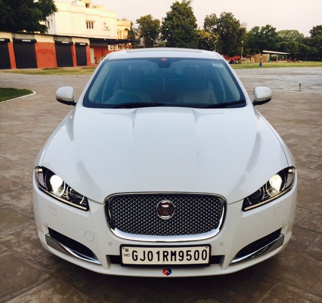 Jaguar Rental Car: Bharat Travels In Ahmedabad